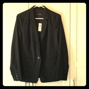 Black Banana Republic 1 Button Blazer Size 6